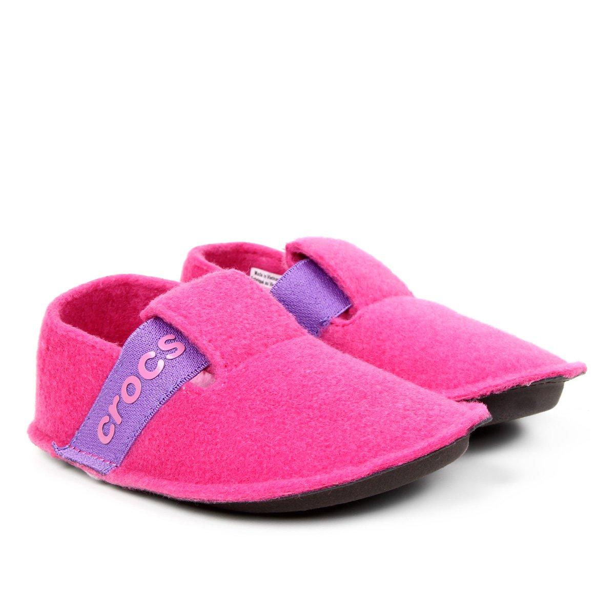 Crocs Infantil Classic Slipper K