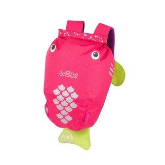a99bfedb9ff72 Mochila Infantil Trunki - Modelo PaddlePak - Peixe