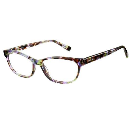 b956e0b6a71 Armação Óculos de Grau Pierre Cardin PC8448 AY0 5