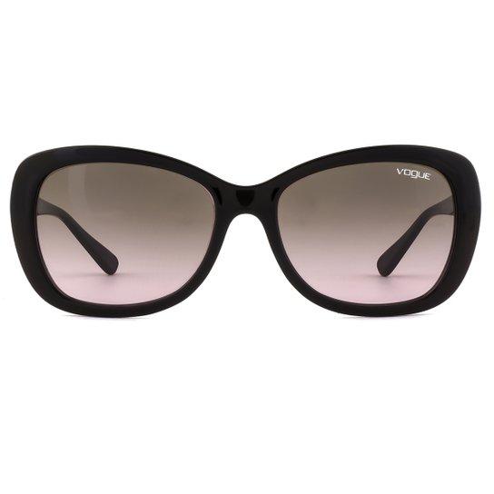 464a22f58 Óculos de Sol Vogue Twist VO2943SB 194114-55 Feminino | Zattini