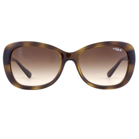 575b8b1100639 Óculos de Sol Vogue Twist VO2943SB W65613-55 Feminino - Compre Agora ...