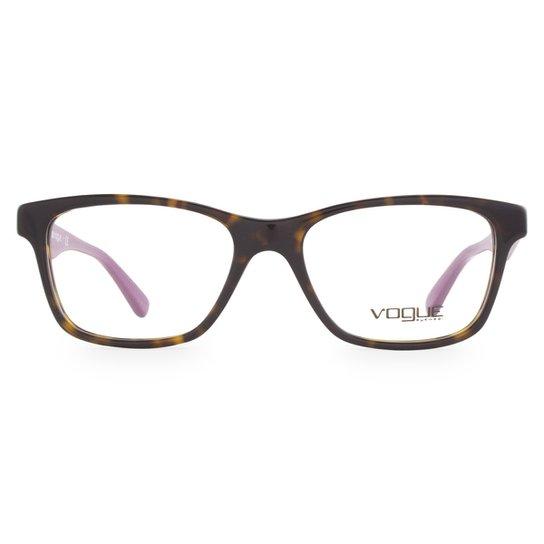 Armação Óculos de Grau Vogue Astral VO2787 2406-51 - Compre Agora ... 74bcef39ce