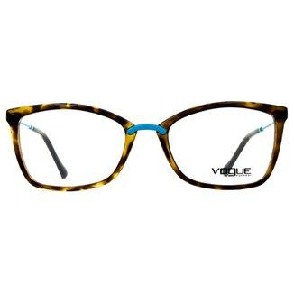bcd222439 Armação Óculos de Grau Vogue Drops VO5158L 2520-54
