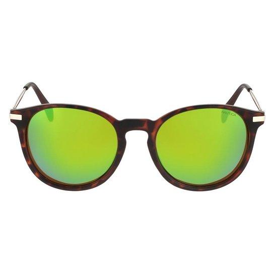 6bdd2e8933 Óculos de Sol Nautica N3614SP 237 53 - Compre Agora