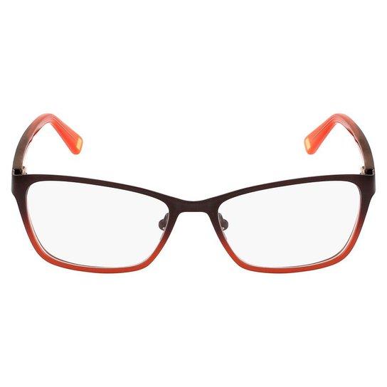 Armação Óculos de Grau Nine West NW1043 261 51 - Compre Agora   Zattini ceeff54bbb