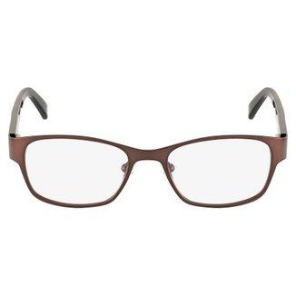 eb0492b81cde0 Armação Óculos de Grau Nine West NW1050 210 50
