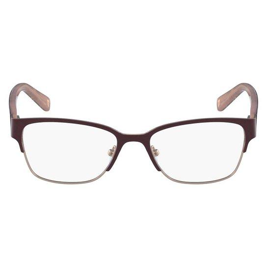 b8c3e9e940571 Armação Óculos de Grau Nine West NW1075 602 49 - Compre Agora