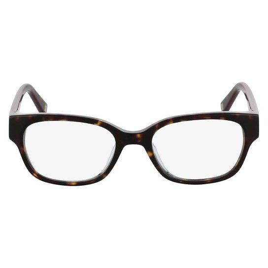 Armação Óculos de Grau Nine West NW5108 206 47 - Compre Agora   Zattini c82fc219de