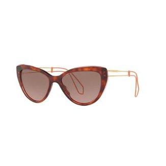 c42b24a80 Óculos de Sol Miu Miu MU 12RS