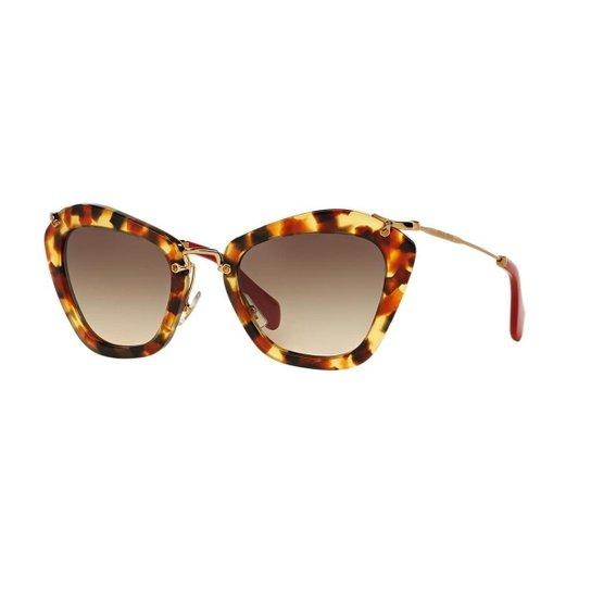 b4068784ac180 Óculos de Sol Miu Miu MU 10NS - Compre Agora