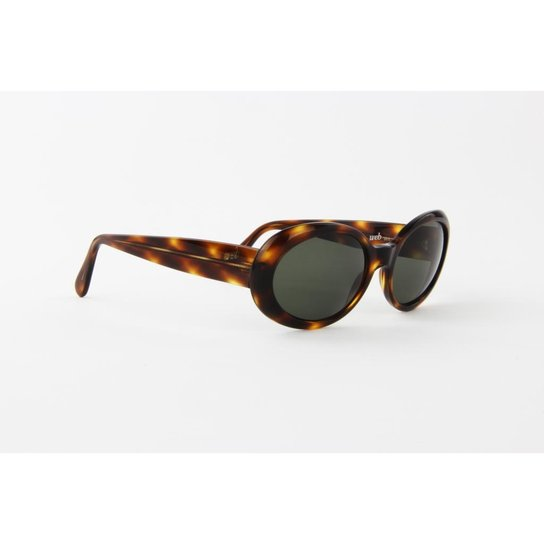 fecf1c973a503 Óculos de Sol Web Acetato Tartaruga Lente - Compre Agora   Zattini