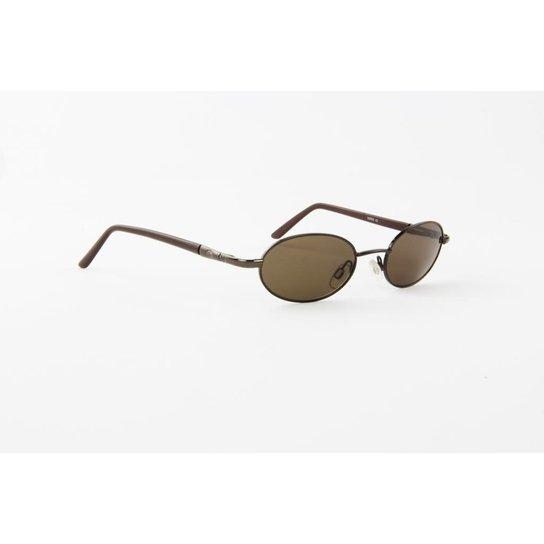 5550f622314dd Óculos de Sol Diverona Metal com Lente - Compre Agora