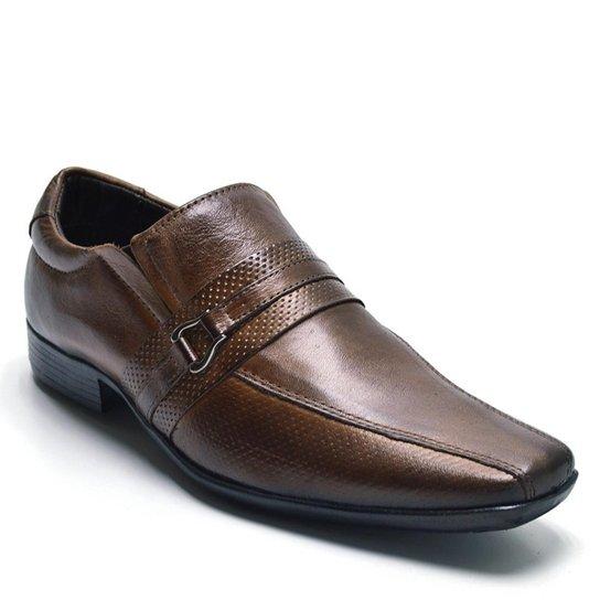 a1b1570c5c Sapato Social Triztam Masculino - Compre Agora