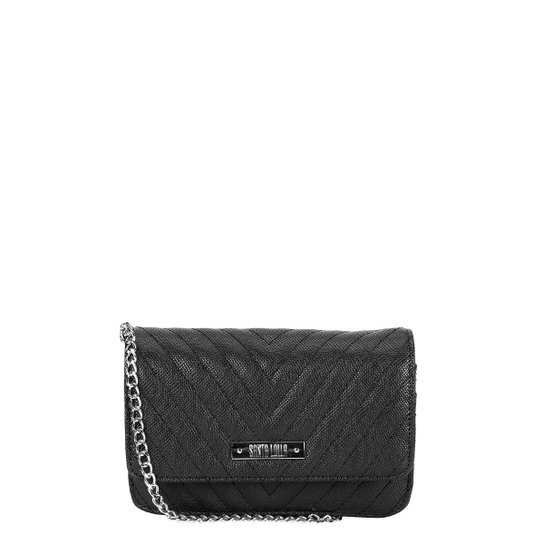 bc3c5d7c9 Bolsa Santa Lolla Flap Matelassê Feminina - Compre Agora | Zattini