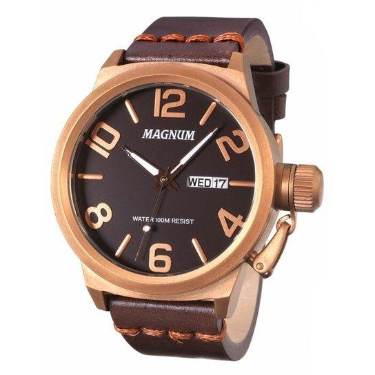 babbe23efb7 Relógio Magnum Masculino MA33399M - Compre Agora