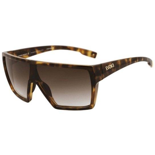 39dce690c4652 Óculos de Sol Evoke Bionic Alfa Turtle Brown - Compre Agora