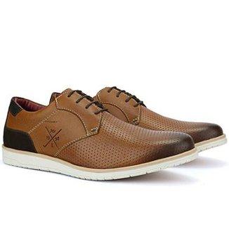 268719a73 Sapato Casual SapatoFran Masculino Marrom Tamanho 43 - Calçados ...
