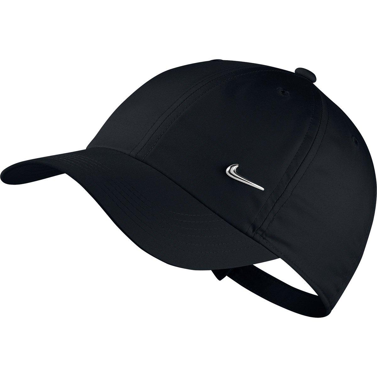 Boné Infantil Nike Aba Curva Stapback H86 Cap Metal Swoosh