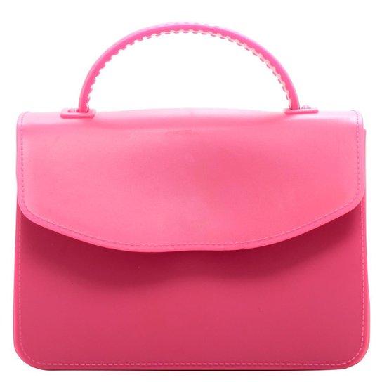aa7741257 Bolsa Birô Pequena Maleta Feminina - Pink | Zattini