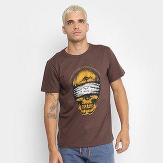 df13039b38343 Camiseta New Skate Vision Skull Masculina