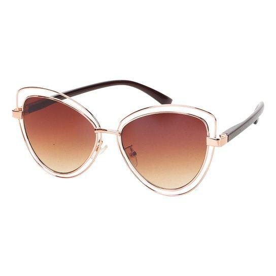 013db8c7d3b46 Óculos de Sol King One 1830 Feminino - Compre Agora   Zattini