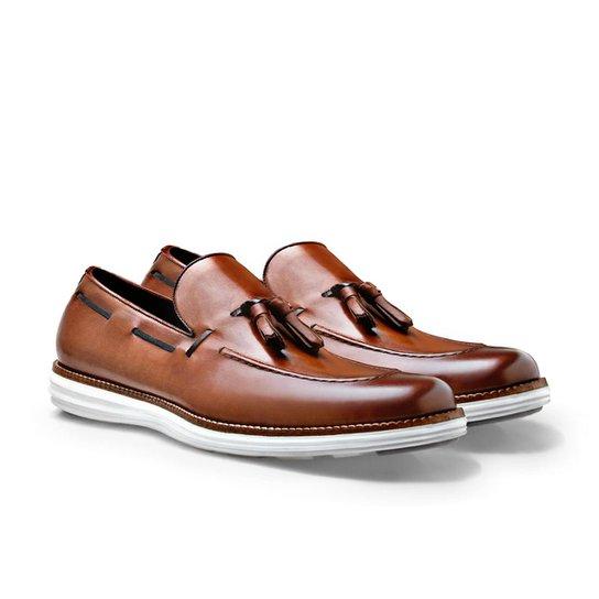 3a4657457 Sapato Casual Brogan Farrell Masculino - Marrom - Compre Agora