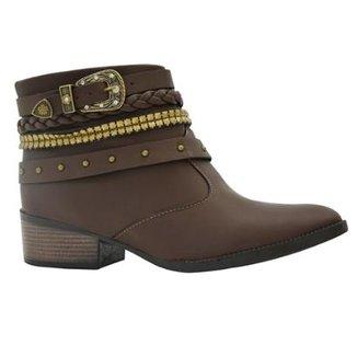 a0333aae5 Botas Toda Comfort Marrom - Calçados | Zattini