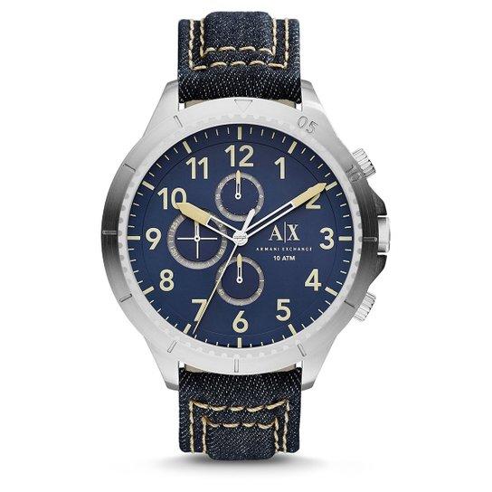 44f6bae51b2 Relógio AX Analógico AX17560PN Masculino - Compre Agora