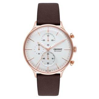 e3c6fbe2de0 Relógio Orient Neo Vintage MRSCC014 S1NX