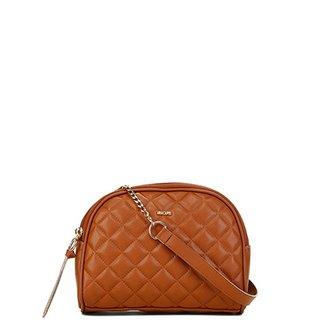 37b30bfce Bolsa Anacapri Mini Bag NPQ Eco Napa Like Matelassê Feminina