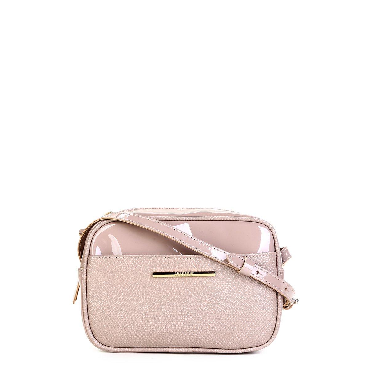 7e6b1a2ac Bolsa Anacapri Corin Mini Bag Transversal Feminina