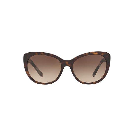 23e5cadd3c52f Óculos de Sol Burberry Gatinho BE4224 Feminino - Compre Agora   Zattini