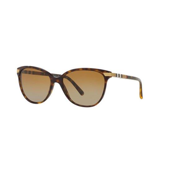 Óculos de Sol Burberry BE4216 - Compre Agora   Zattini 2f2a5681eb