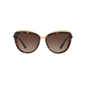bbe865ab64d6f Óculos de Sol Dolce   Gabbana Gatinho DG4304 Feminino