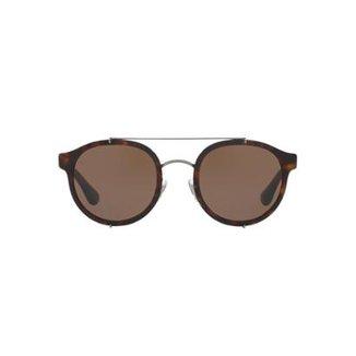 Óculos de Sol Dolce   Gabbana Irregular DG2184 Masculino b726124ce4
