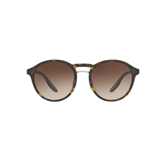 71c7247e0 Óculos de Sol Prada Linea Rossa Redondo PS 01SS Masculino | Zattini