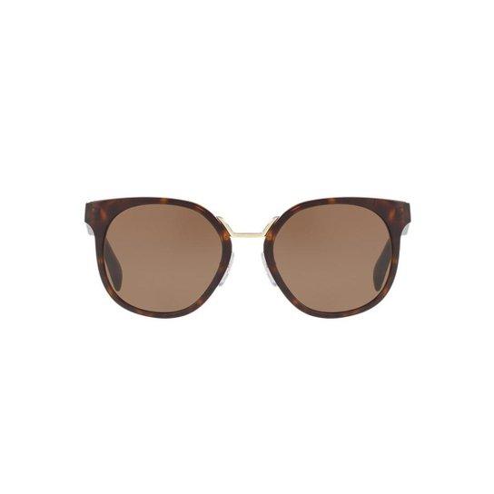 Óculos de Sol Prada Quadrado PR 17TS Feminino - Compre Agora   Zattini 12ea77d82c