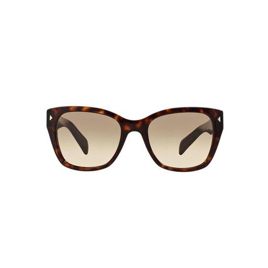 b17ee236b Óculos de Sol Prada Quadrado PR 09SS Feminino | Zattini