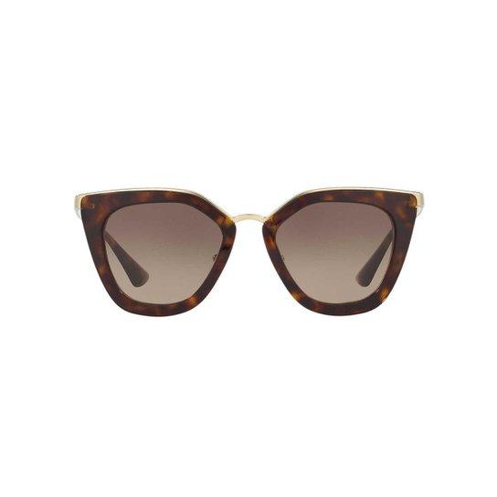 Óculos de Sol Prada Gatinho - Compre Agora   Zattini d479b080a7