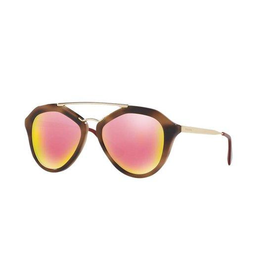 27463d4e6ed50 Óculos de Sol Prada PR 12QS Cinema - Compre Agora