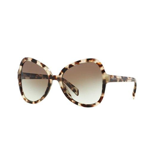 a1523646507b3 Óculos de Sol Prada PR 05SS - Compre Agora   Zattini