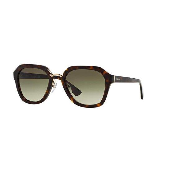 Óculos de Sol Prada PR 25RS - Compre Agora   Zattini 9be69514f8