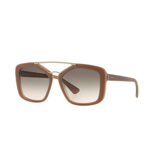 Óculos de Sol Prada PR 24RS - Compre Agora   Zattini fb937abaef