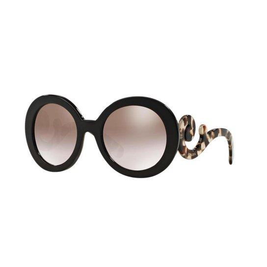 d97a4ebeb9d5a Óculos de Sol Prada PR 27NS Minimal Baroque - Compre Agora