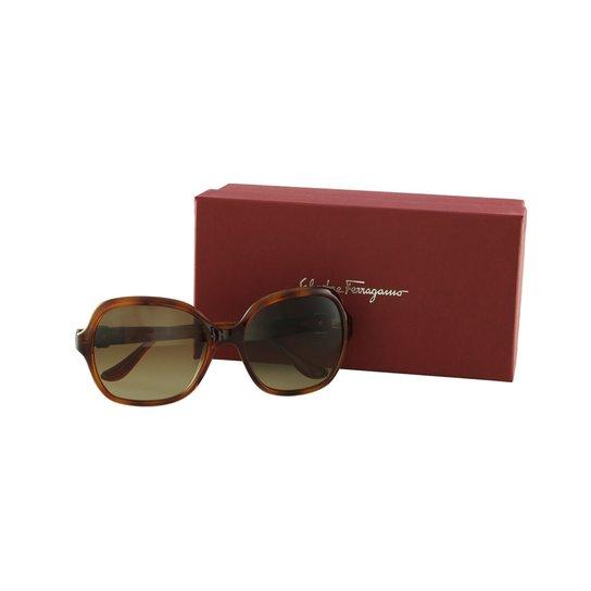 1737b672a1e2e Óculos de Sol SALVATORE FERRAGAMO Casual - Compre Agora   Zattini
