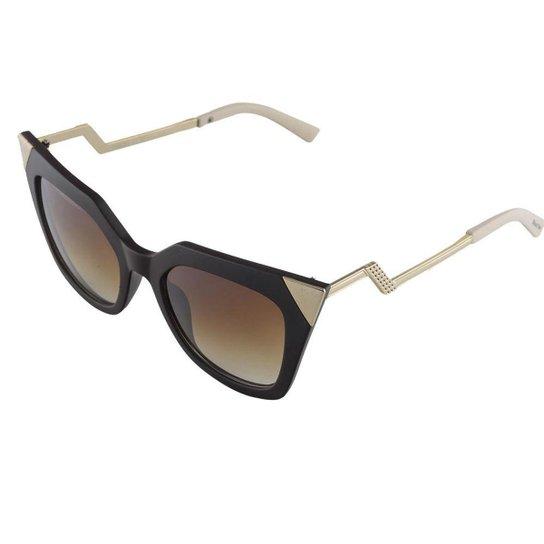 42343fd51 Óculos de Sol Khatto Cat Great Feminino - Marrom | Zattini
