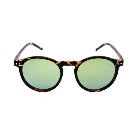 Óculos de Sol Khatto Simple Round Feminino - Compre Agora   Zattini 7e29a1e606