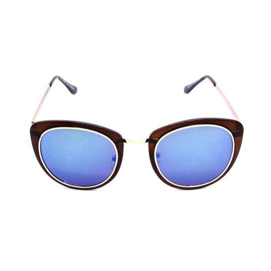560d29fdaf6ab Óculos de Sol Khatto Almost Cat Feminino - Compre Agora   Zattini