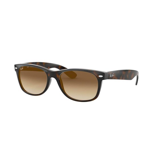85ef6f9fb Óculos de Sol Ray-Ban RB2132 New Wayfarer - Marrom | Zattini