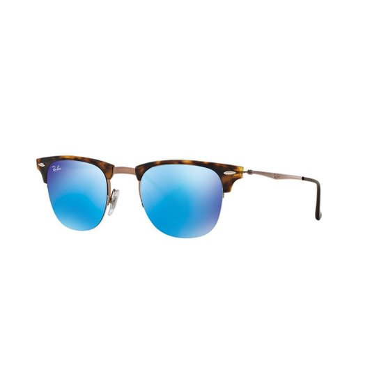 f9e43b3cf850b Óculos de Sol Ray-Ban RB8056 Clubmaster Light Ray - Compre Agora ...
